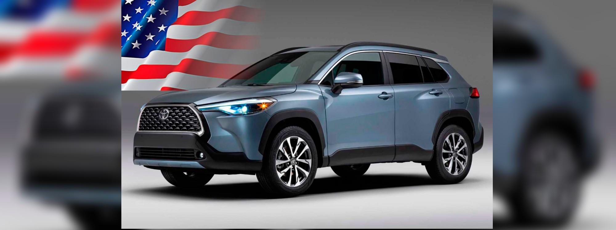 Toyota presentó el SUV para el mercado norteamericano