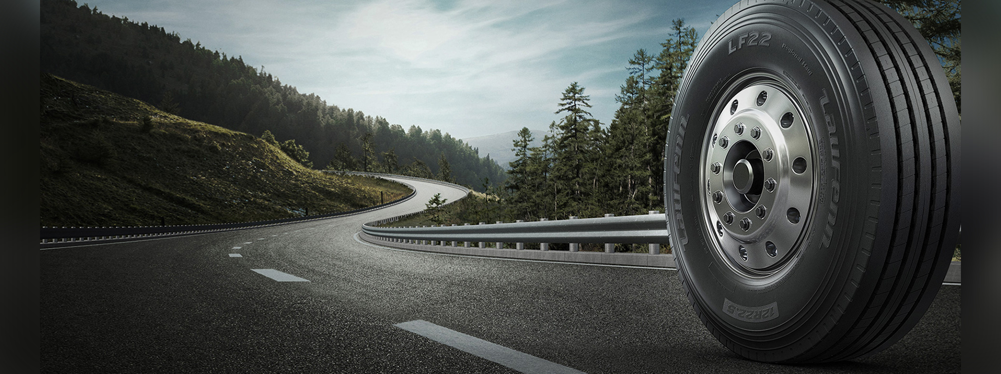 ¿Cómo elegir las llantas adecuadas para un vehículo pesado?