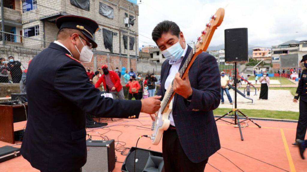 Yunda sale de la Alcaldía de Quito por decisión de la Corte Constitucional