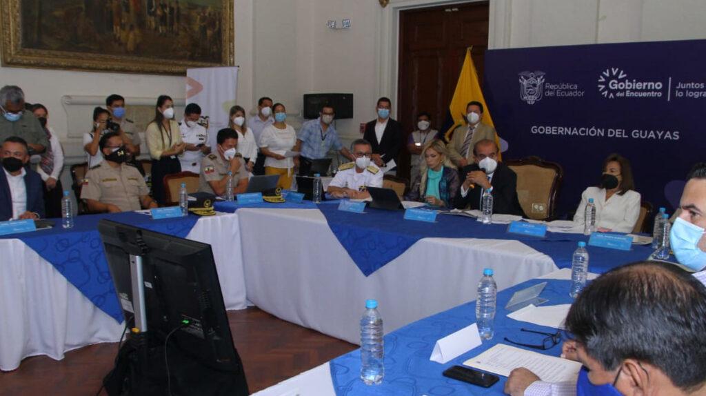 Consejo de Seguridad del Guayas, sin definiciones concretas