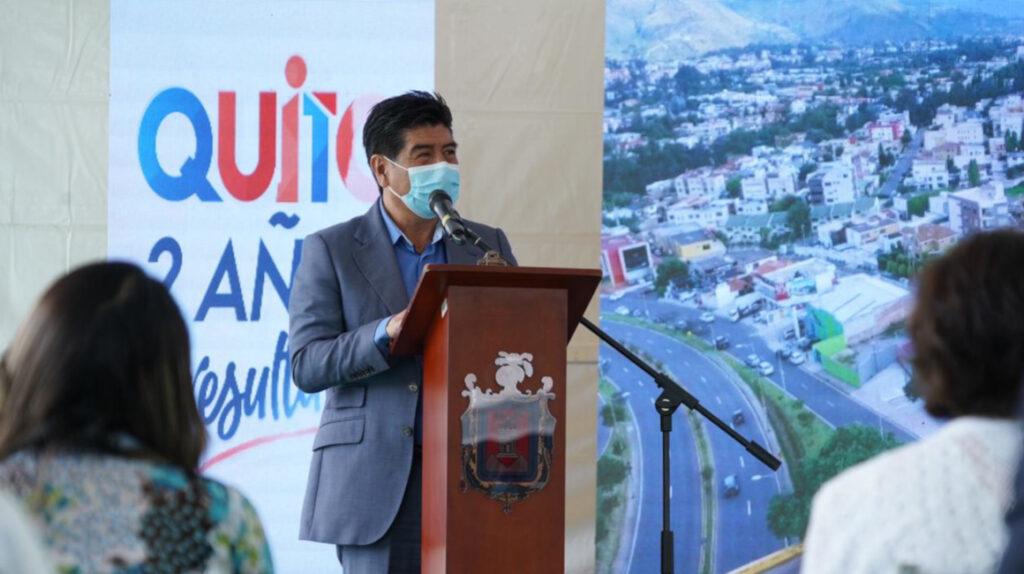Listo el Tribunal que juzgará al alcalde Yunda por peculado
