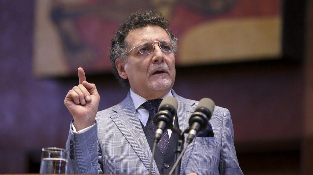 El contralor Pablo Celi enfrentará seis acusaciones en la Asamblea