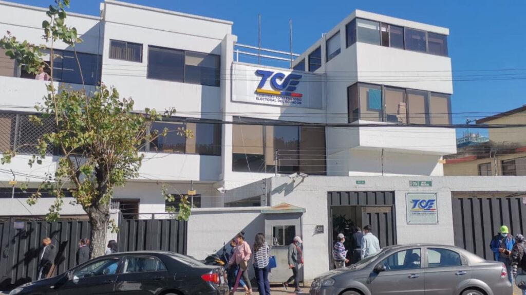 Juez de TCE rechaza denuncia contra Yunda por infracción electoral