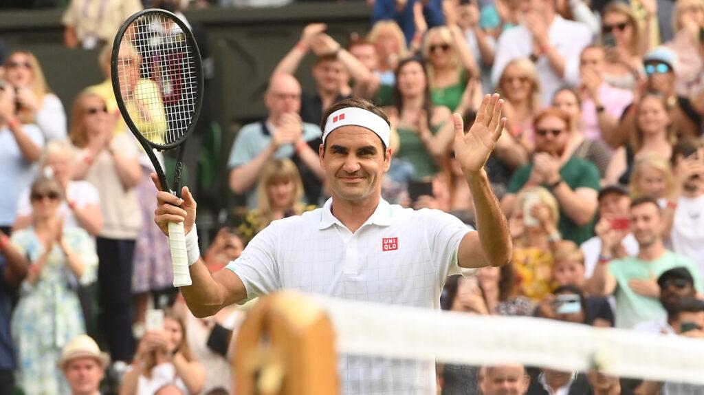 Federer gana en sets corridos y está en la tercera ronda de Wimbledon