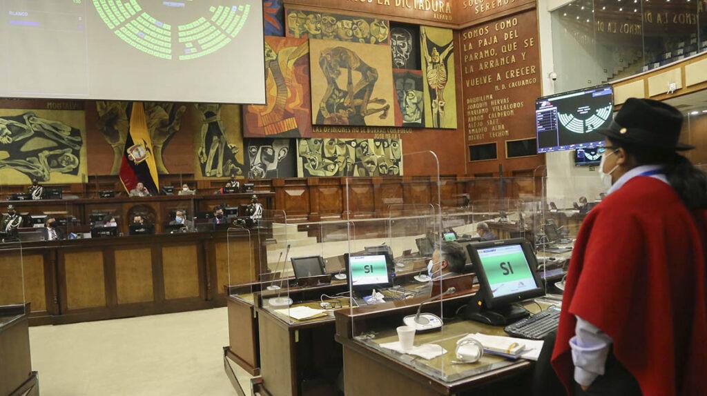 Asamblea archiva oficialmente juicio político contra exministro René Ortiz
