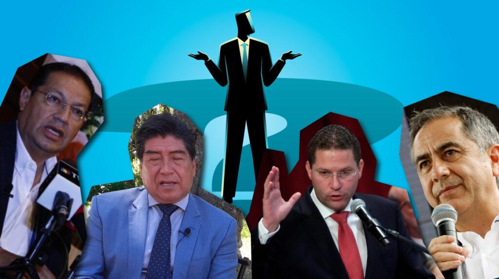 Quito, sin partidos ni figuras políticas que la representen