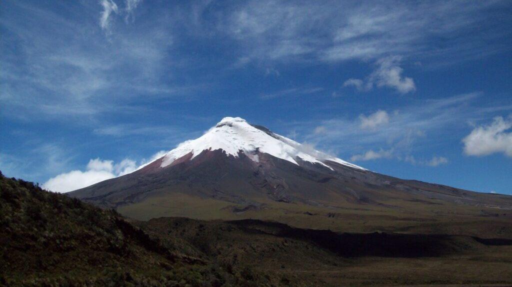 Las áreas protegidas en Ecuador representan el 20% de territorio nacional