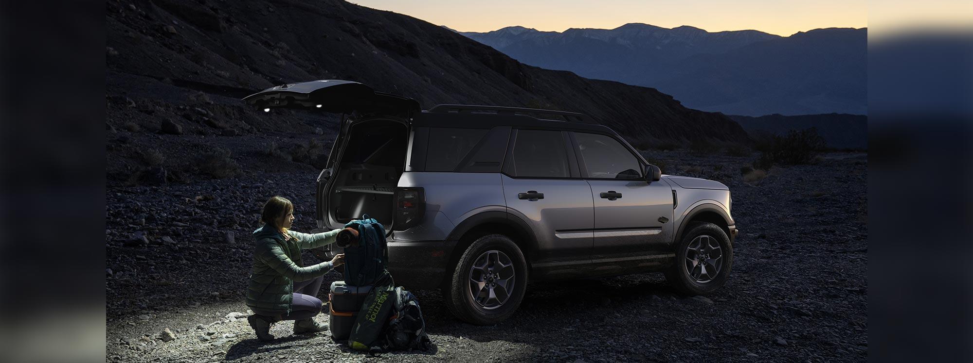 Una Ford que nació para la aventura