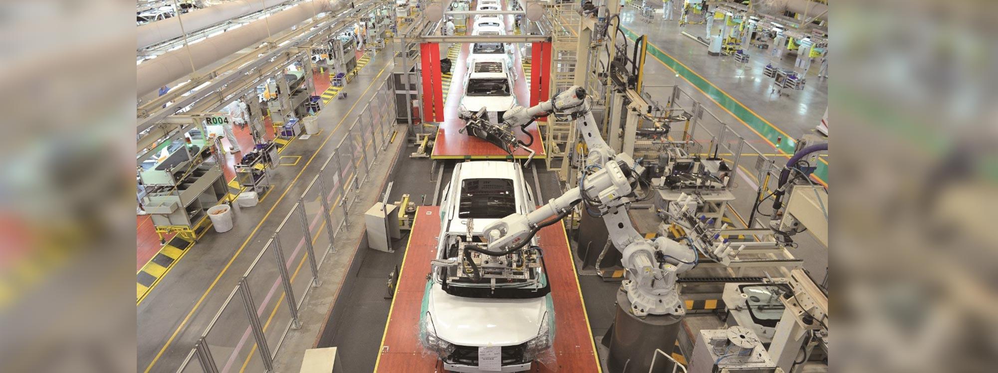 ¿Por qué crecen las empresas automotrices de China?