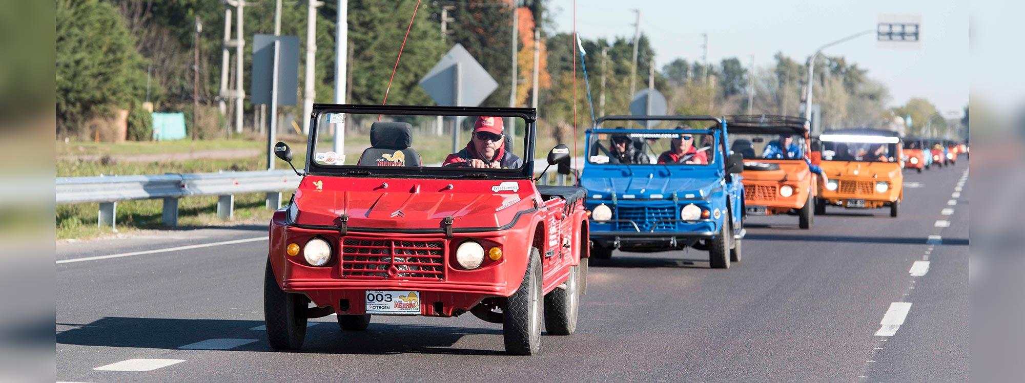 Herencia Citroën: recordando el Méhari