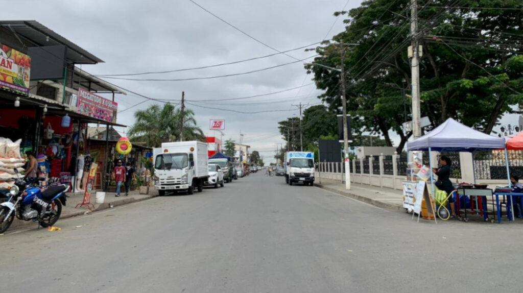 El nuevo Guayaquil se dirige a Chongón, por la vía a la Costa