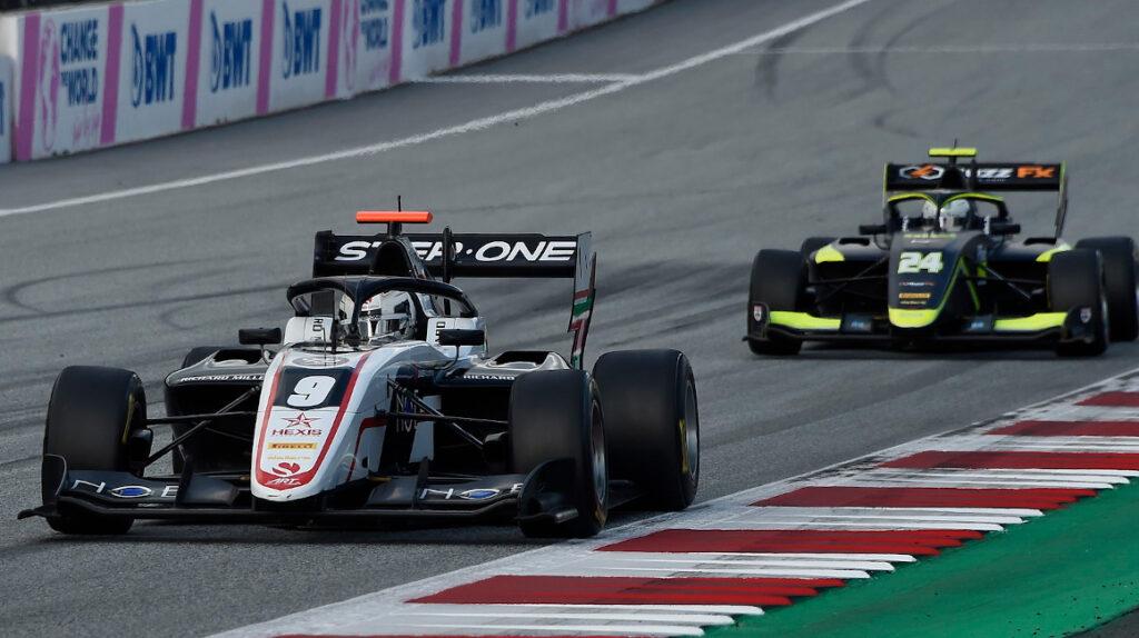 Juan Manuel Correa finalizó en el puesto 16 del GP de Austria