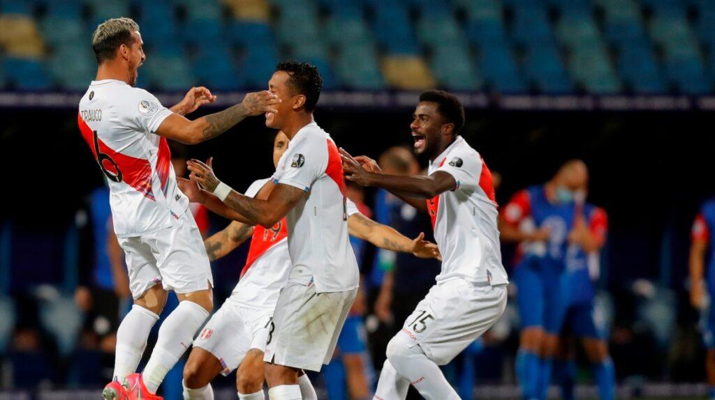 Perú busca la épica ante Brasil en la primera semifinal de la Copa América