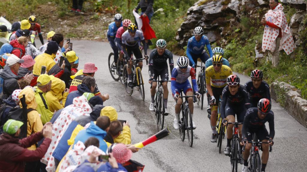 ¿Qué puede ocurrir en la segunda semana del Tour de Francia?