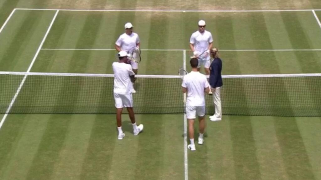 Escobar y Behar, eliminados en la tercera ronda de Wimbledon