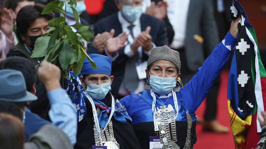 Lingüista y activista mapuche, así es la mujer que marca el Chile del futuro
