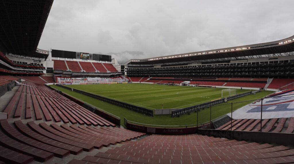 Liga ha perdido USD 9 millones por la ausencia de público en su estadio