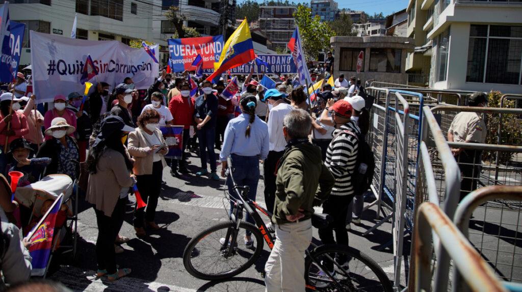 Guarderas busca consensos con el correísmo autodeclarado oposición