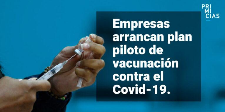 Calendario y lugar de vacunación Ecuador.