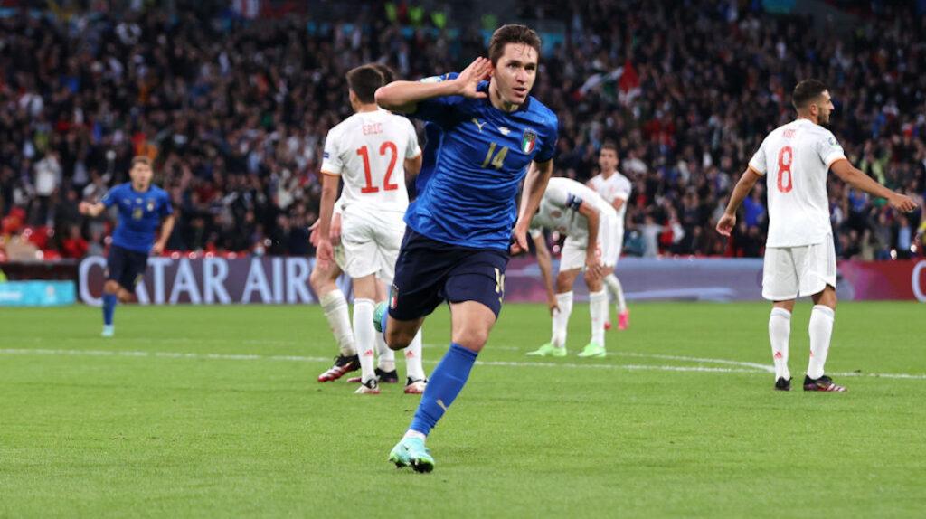Italia derrota a España en penales y es finalista de la Eurocopa
