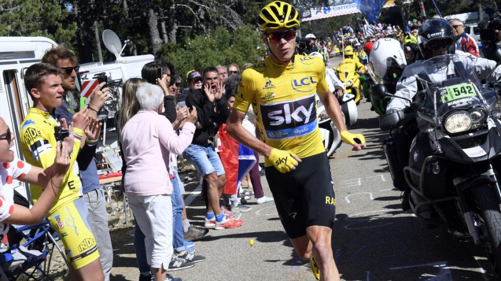 El Tour de Francia llega al Mont Ventoux, un mito, dos ascensos