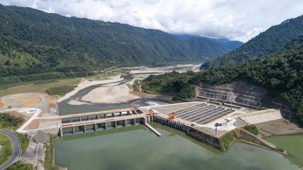 Sigue la erosión en el río Coca y hay preocupación por Coca Codo Sinclair
