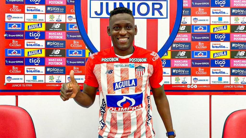 Cristian Martínez Borja deja Liga de Quito por el Junior de Barranquilla