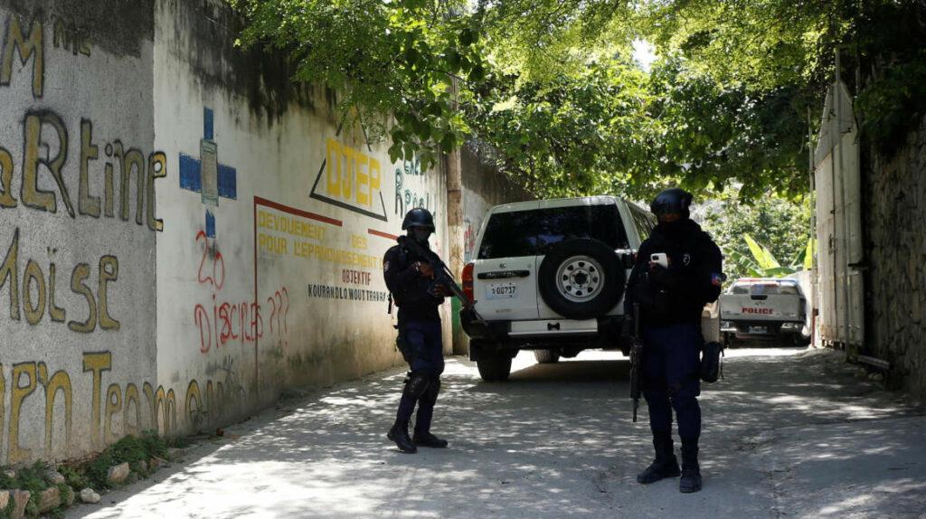 Detienen en embajada de Taiwán a 11 sospechosos de magnicidio en Haití