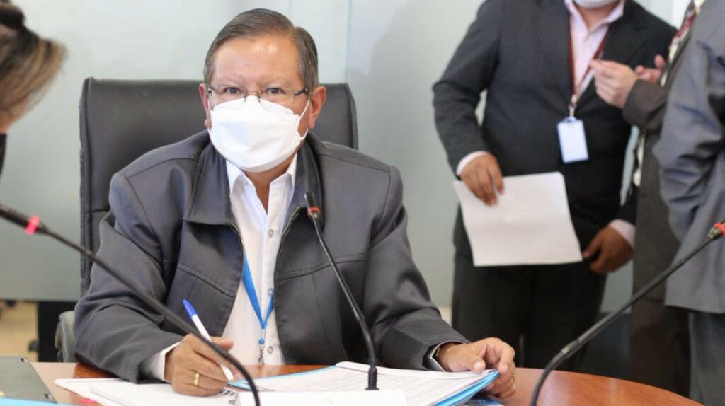El asambleísta Mariano Curicama es sentenciado por concusión