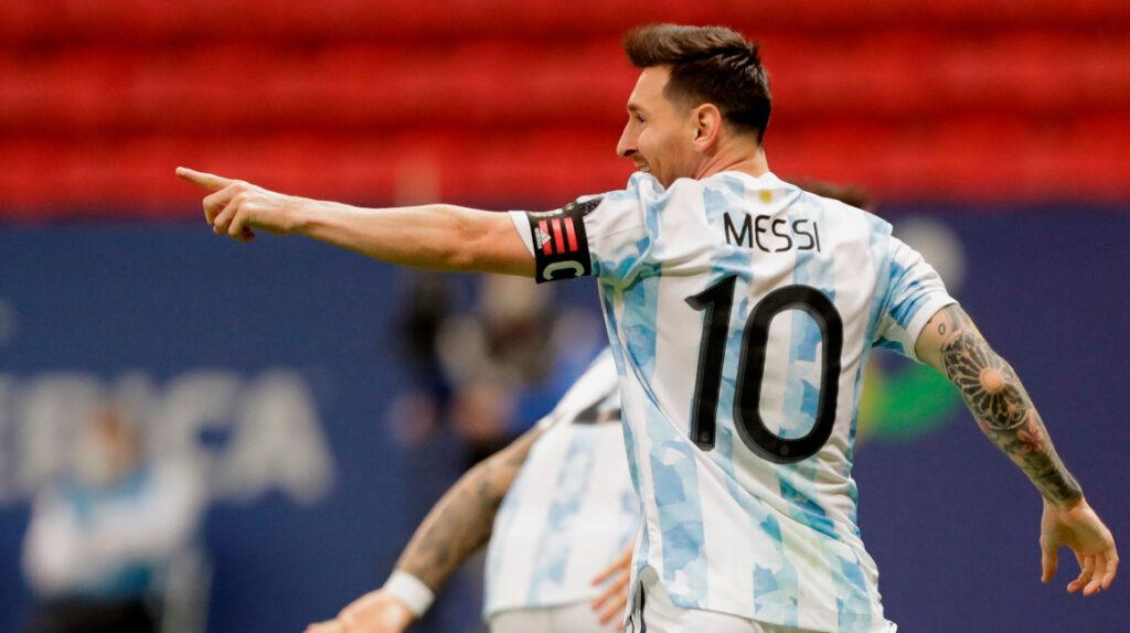 Argentina confía en romper el maleficio para levantar la Copa América