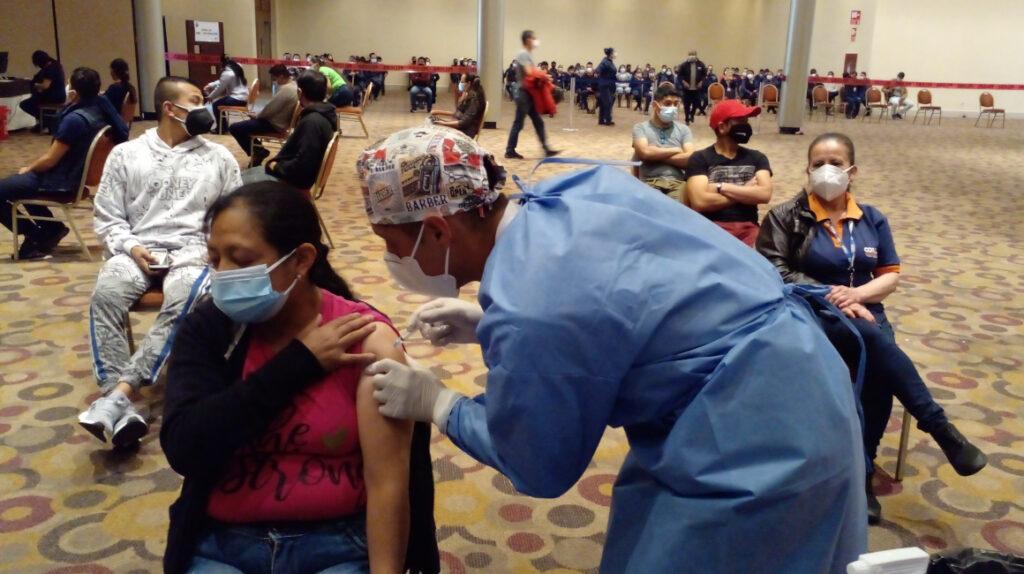 23 de julio de 2021: Ecuador acumula 480.720 casos de coronavirus