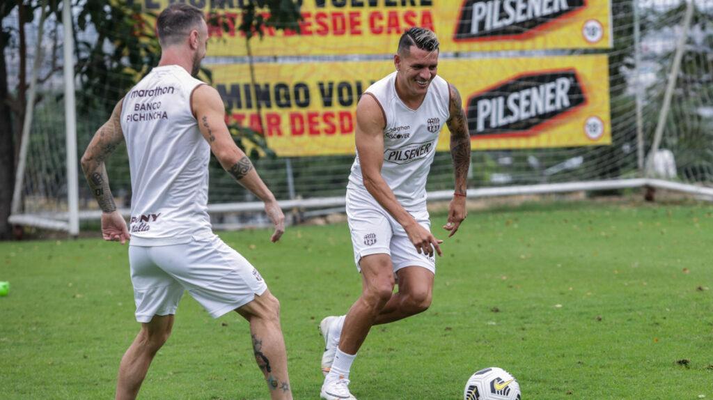 Barcelona, Emelec e IDV buscan un cupo a la final de la LigaPro