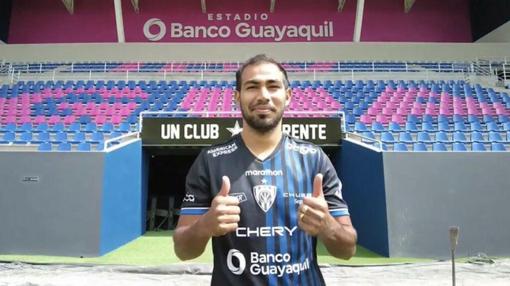 Junior Sornoza llega a Independiente del Valle por seis meses