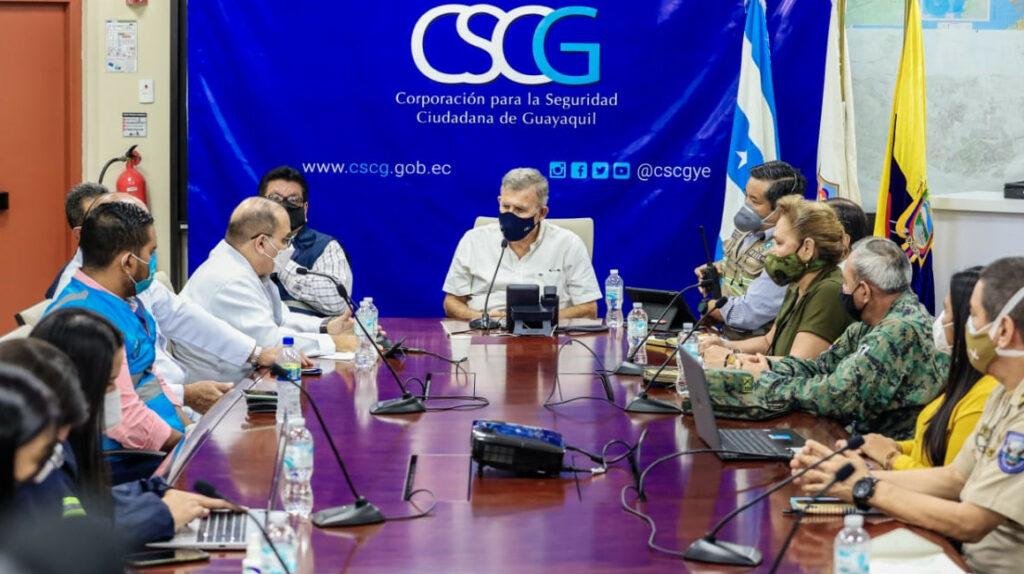 COE declara alerta epidemiológica en Guayaquil por dengue