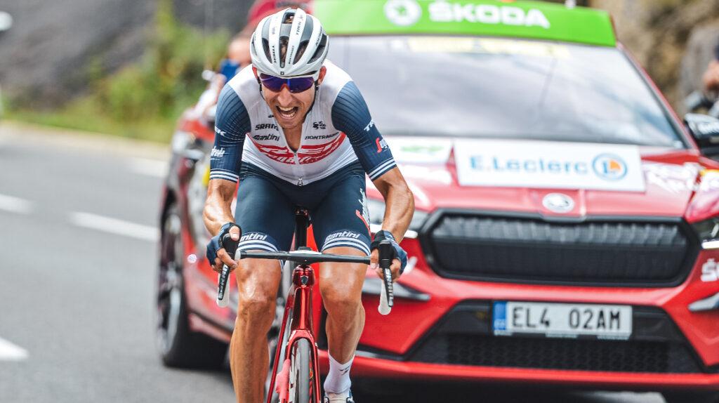 Bauke Mollema gana la Etapa 14 del Tour y Carapaz es quinto en la general