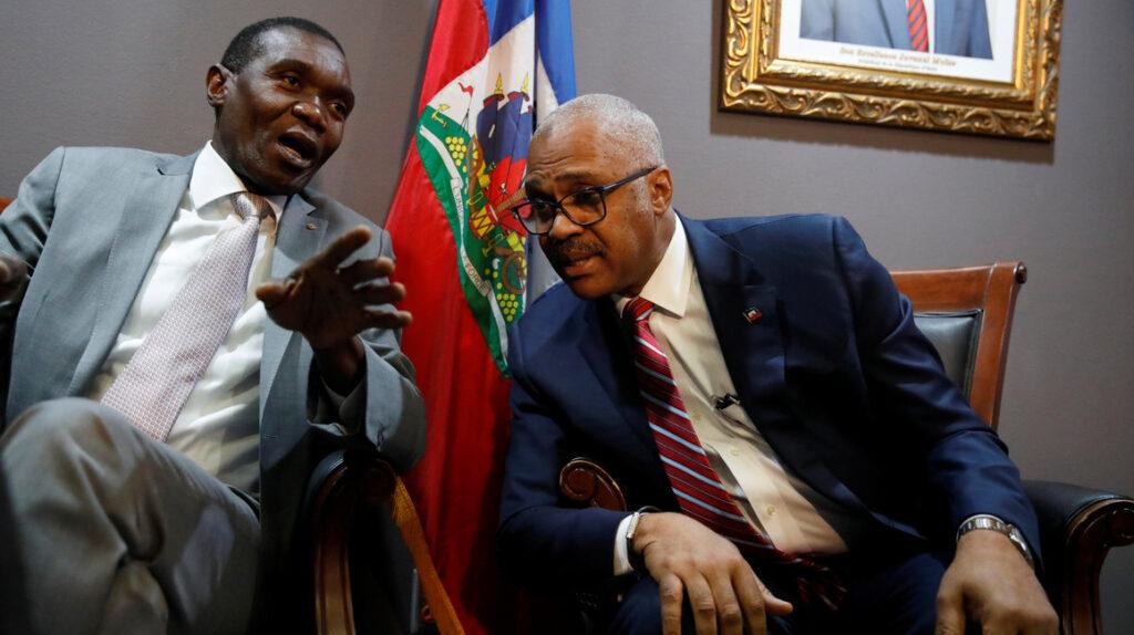 Senado de Haití nombra a Joseph Lambert como nuevo presidente