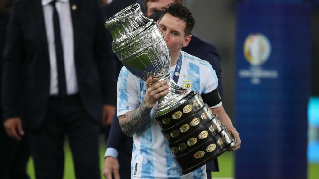 La Copa América de Messi: máximo goleador y líder en asistencias