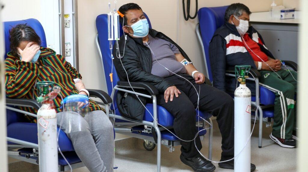 11 de julio de 2021: Ecuador acumula 468.346 casos de Covid-19
