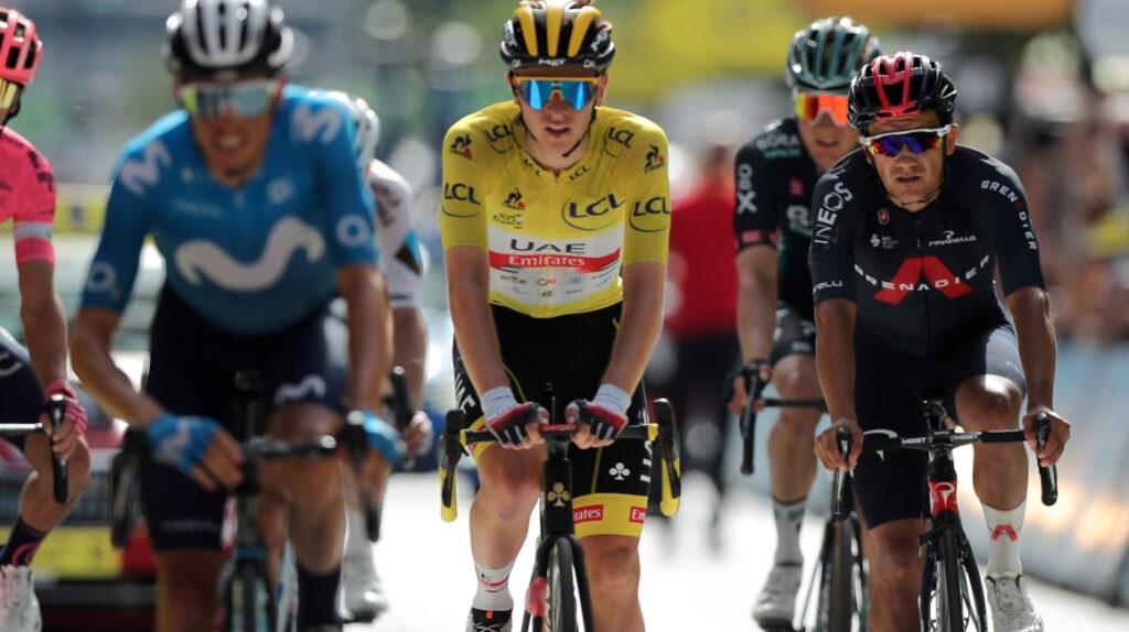 ¿Richard Carapaz puede meterse en el podio del Tour de Francia?