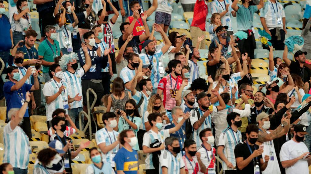 Confederación Brasileña, multada por infracciones sanitarias en la Copa América