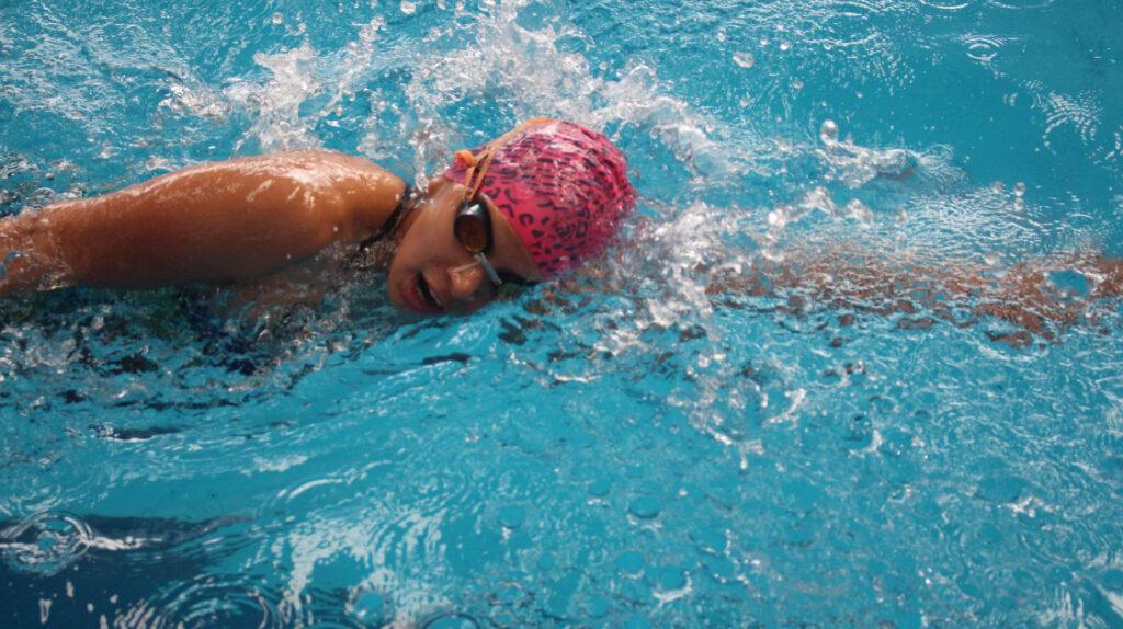 Marcela Cuaspud se paga parte de su entrenamiento para competir en Tokio
