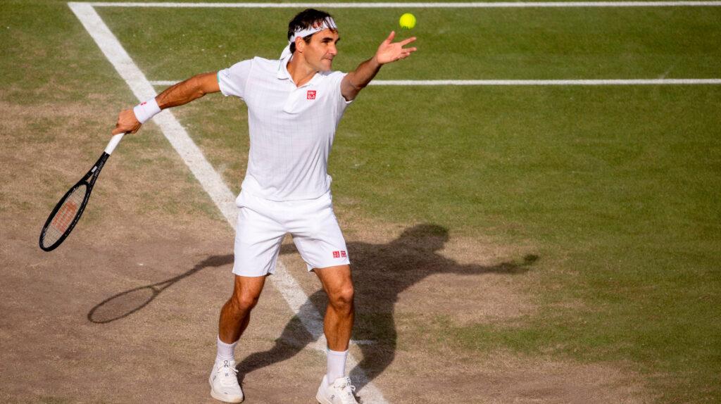 Federer no estará en los Juegos Olímpicos por una lesión de rodilla