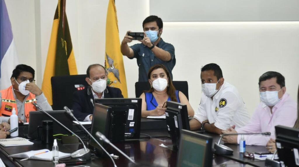 Cinco personas han muerto en Ecuador por variante delta de Covid-19