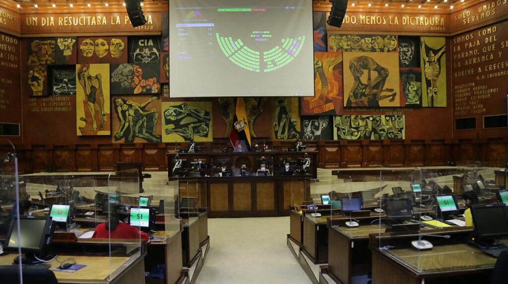 Asamblea cumple dos meses con saldo en rojo en materia de leyes