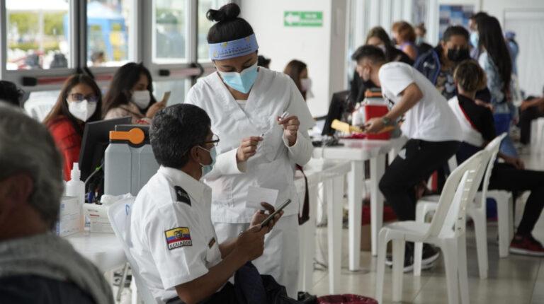 2 de agosto de 2021: Ecuador llega a los 487.702 casos de Covid-19