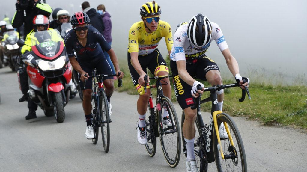 Dos gigantes para decir adiós a la montaña en el Tour de Francia