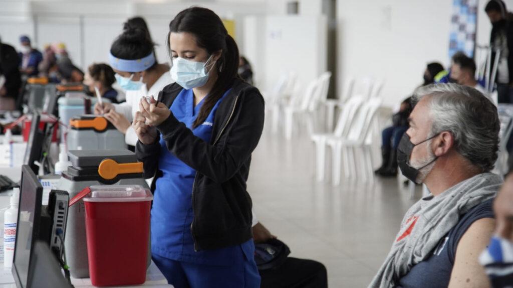 14 de julio de 2021: El 92,6% de pacientes se ha recuperado del Covid-19
