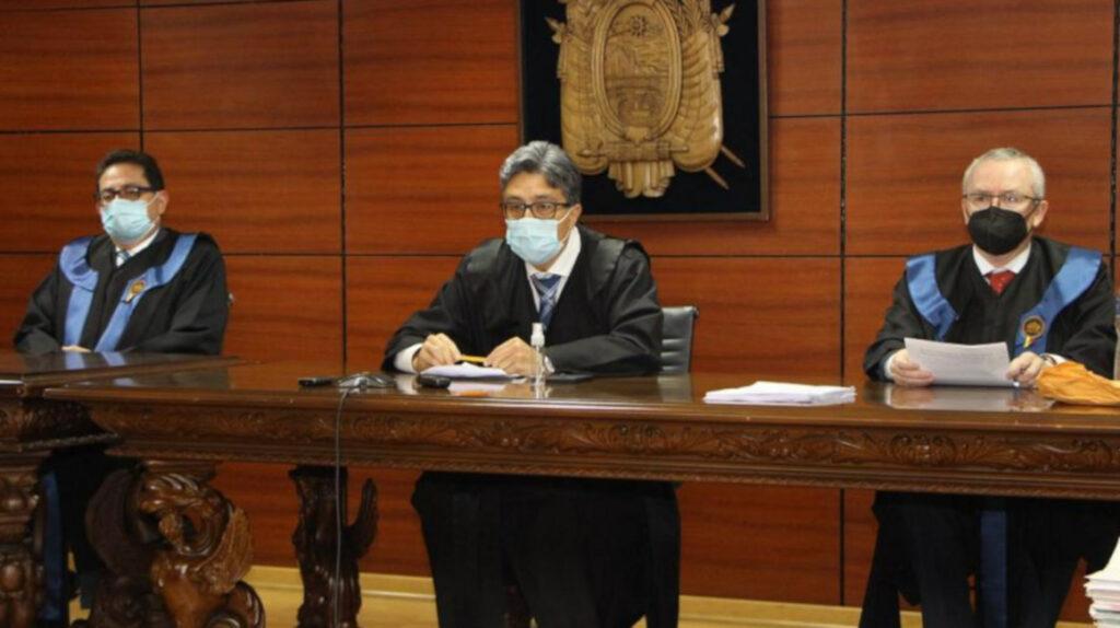 Tribunal ratifica la inocencia de Pablo Romero, extitular de la Senain