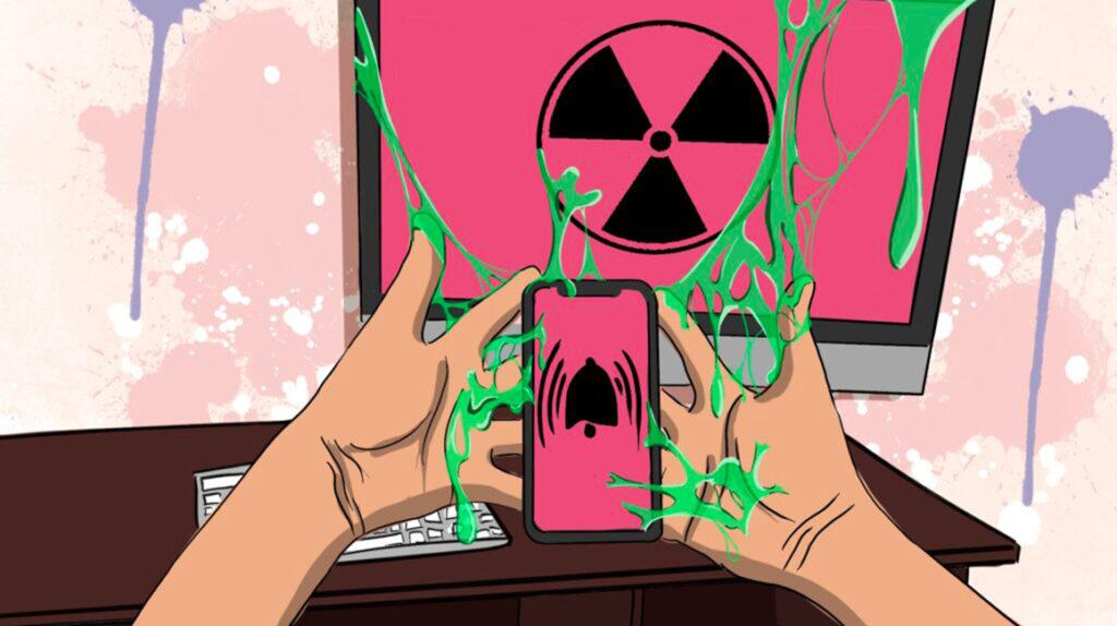 El teléfono móvil es el culpable de la omnipresencia laboral del teletrabajo