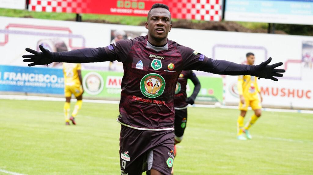 La goleada de Mushuc Runa a Delfín, lo más destacado en la LigaPro